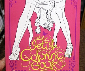 The Fetish Coloring Book